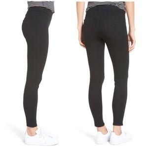 Madewell anywhere black skinny jeans